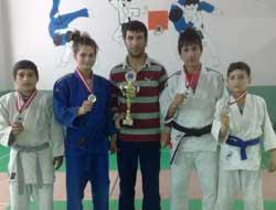 7 Judocumuz Milli Takımda