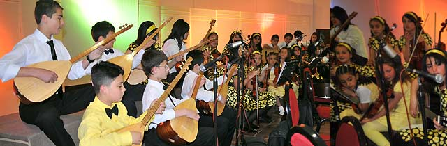 Merkez İÖO Öğrencilerinden Konser