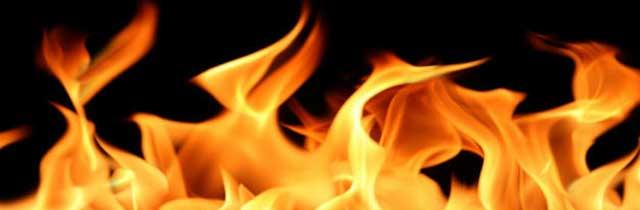Yangında Maddi Hasar Var