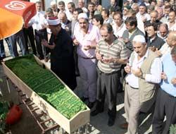 Ali Aygün Defnedildi.