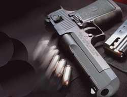 Akçaabatta Kaçak Silah