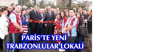 Pariste Trabzonlular Derneği