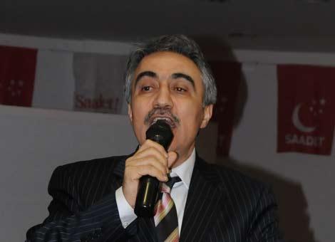 Saadet Partisi Konferans Düzenledi