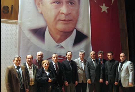 Ankarada Eğitime Katıldılar