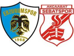Erzurum 2-Sebatspor 0