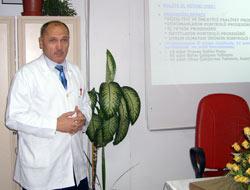 Sağlıkçılara eğitim