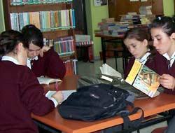 Belediye Kütüphanesine ilgi