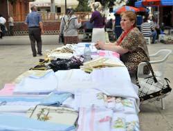 MHP Kadın Kolları Çalışıyor.