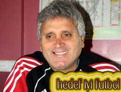 Batur:Hedefimiz iyi futbol