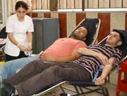 TÜMSİADdan Kan Bağışı Kampanyası