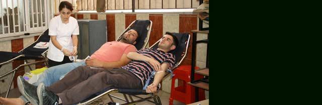 Cemaatten Kan Bağışı