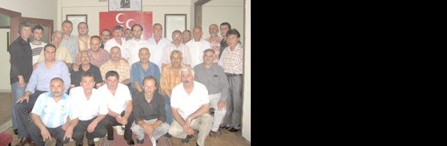 MHP İstişare Toplantısı Gerçekleştirdi