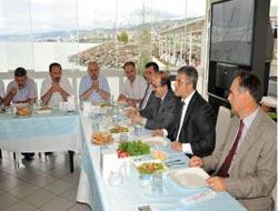 Başkanlar Toplantıda