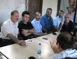 AK Parti, Dörtyolda Toplandı