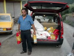 Ramazan Kumanyaları Dağıtıldı