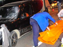 Yaylacıkta Trafik Kazası 1 Ölü