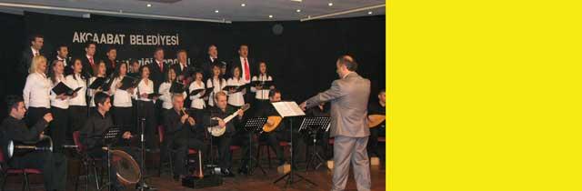Belediye Korosu Konseri