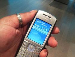3 Hatlı Cep telefonu