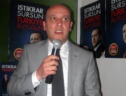 AK Parti Gece Gündüz Çalışıyor