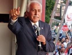 Trabzonda Halka Hitap Edecek