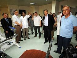 EYOF 2011 Sağlık Merkezi Açıldı