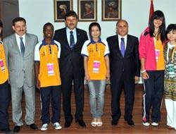 9. Uluslararası Türkçe Olimpiyatları