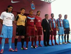 Trabzonspor Formalarını Tanıttı!