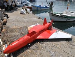 Hava Aracı Denize Düştü