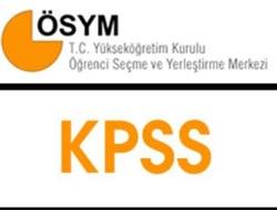 KPSS Yerleştirme Sonuçları Açıklandı!