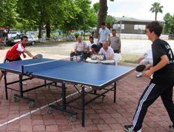 Masa Tenisi Turnuvası Sonuçlandı