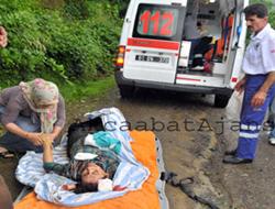 Kazada Yaralananların Kimlikleri