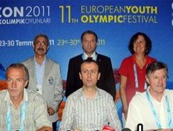 EYOF Basın Toplantısı Yapıldı