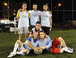 Futbol Turnuvası Düzenliyor