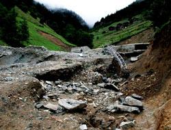 Su İletim Tünelleri Patladı