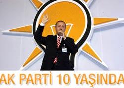 AK Partide Kuruluş Yıldönümü