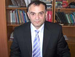 Yeni Başkan Mehmet Kırandi.