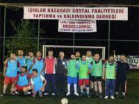 Futbol Turnuvası Düzenleniyor