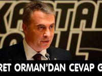 Beşiktaş Cephesi'nden Trabzon'a Cevap