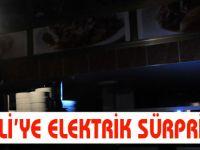 Valiye Elektrik Süprizi