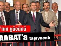 Ankara'nın Gücünü Akçaabat'a Taşıyacak.