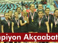 Şampiyon Akçaabat ÇPL