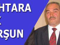 Trabzon'da Muhtarın cesedi Moloz'da  bulundu.