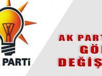 AK Parti Akçaabat İlçe yönetiminde görev değişikliği yapıldı.