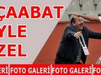 Akçaabat FK'nın Karagümrük Sevinci FOTO GALERİ