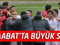 Akçaabat FK Konuk ettiği Silvrispor'u 2-0 mağlup etti. FOTO GALERİ