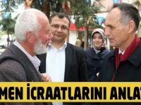 Türkmen Vatandaşa Yaptıklarını Anlatıyor