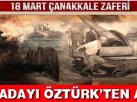 Öztürkt'en 18 Mart Açıklaması