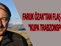 """Kupa Trabzonspor'un"""