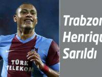 Trabzonspor, Henrique'ye sarıldı