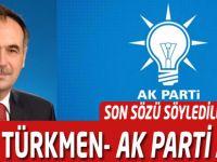 Şefik Türkmen'in son mesajı